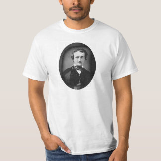 Retrato 1849 del ~ de Edgar Allan Poe Playera