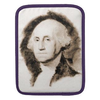 Retrato 1850 de George Washington Mangas De iPad