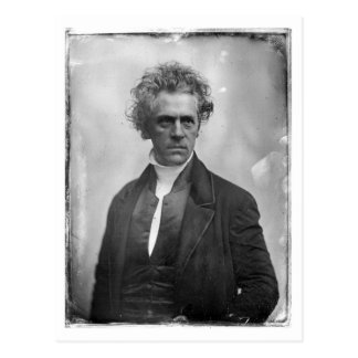 Retrato 1850 del ~ de Rollin Heber Neal Postales