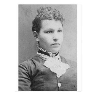 retrato 1900's de la mujer postales