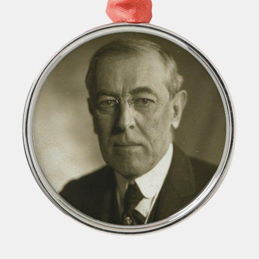 Retrato 1919 de presidente Woodrow Wilson Adorno Para Reyes