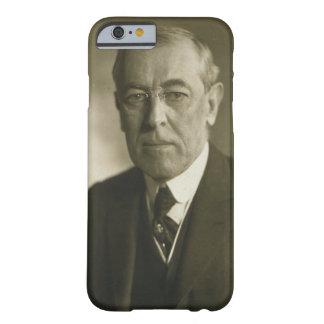 Retrato 1919 de presidente Woodrow Wilson Funda De iPhone 6 Barely There
