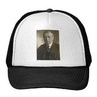 Retrato 1919 de presidente Woodrow Wilson Gorros