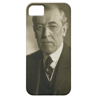Retrato 1919 de presidente Woodrow Wilson iPhone 5 Carcasa