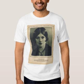 Retrato 1927 del vintage de Marie Prevost Playeras