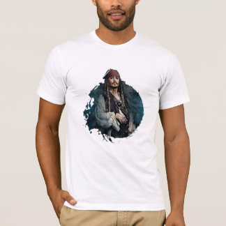 Retrato 2 de Jack Sparrow Playera