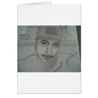 Retrato 6 de 12 tarjeta