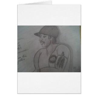 Retrato 7 de 12 Evan Tarjeta