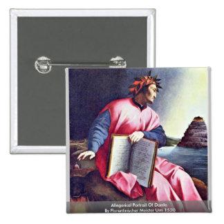 Retrato alegórico de Dante Pin