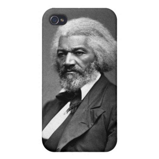 Retrato antiguo de Frederick Douglass iPhone 4/4S Carcasa