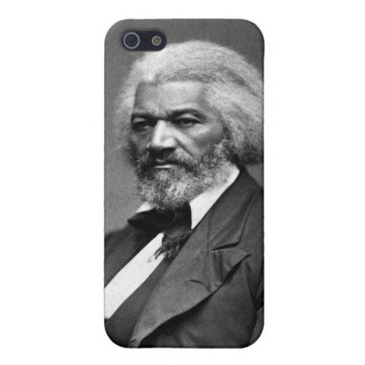 Retrato antiguo de Frederick Douglass iPhone 5 Carcasa