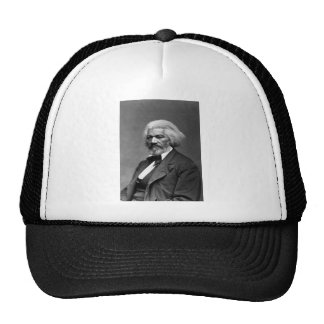 Retrato antiguo de Frederick Douglass Gorros