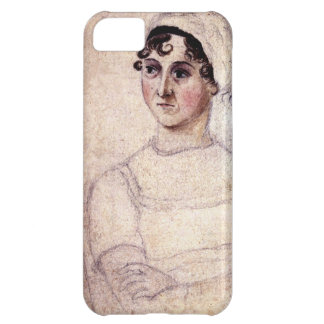 Retrato antiguo de Jane Austen