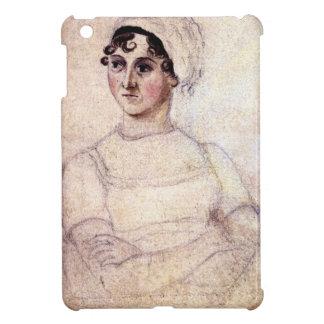 Retrato antiguo de Jane Austen iPad Mini Protector