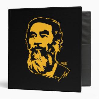 Retrato barbudo de Saddam Hussein