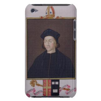 Retrato de 1474-1559) obispos o de Cuthbert Tunsta Case-Mate iPod Touch Carcasa