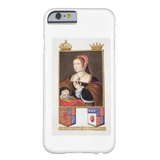 Retrato de 1489-1541) reinas de Margaret Tudor (de Funda Barely There iPhone 6