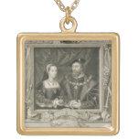 Retrato de 1496-1533) reinas de Maria (de Francia, Collar