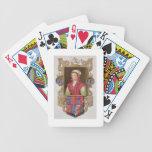 Retrato de 1507-36) 2das reinas de Ana Bolena (de  Barajas De Cartas