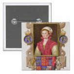 Retrato de 1507-36) 2das reinas de Ana Bolena (de  Pin