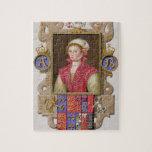 Retrato de 1507-36) 2das reinas de Ana Bolena (de  Puzzle Con Fotos