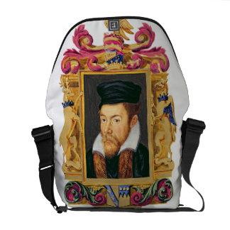 Retrato de 1508-72) 3ro condes de Edward Stanley ( Bolsa De Mensajeria