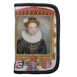 Retrato de 1512-1548) sextas esposas de Catherine  Planificador