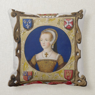 Retrato de 1512-48) 6tas reinas de Catherine Parr  Cojines