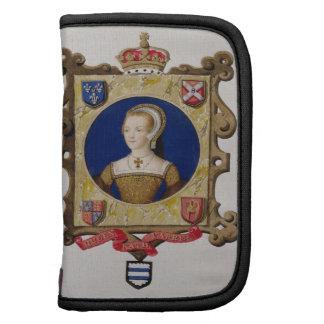 Retrato de 1512-48) 6tas reinas de Catherine Parr  Organizadores