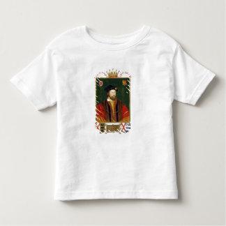 Retrato de 1513-37) señores Offal de Thomas Playera De Bebé