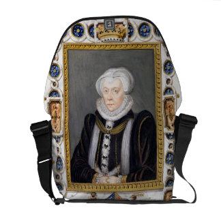 Retrato de 1515-78) condesas de Margaret Douglas ( Bolsa Messenger