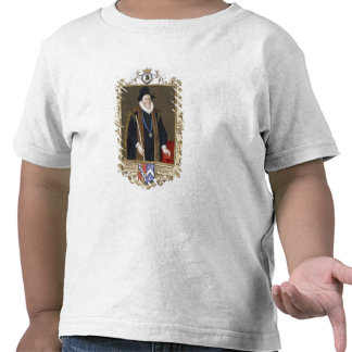 Retrato de 1536-1608) 1ros barones de Thomas Sackv Camiseta