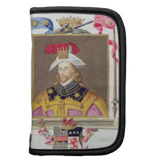 Retrato de 1558-1605) 3ro condes o de George Cliff Planificadores
