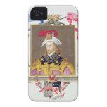 Retrato de 1558-1605) 3ro condes o de George Cliff iPhone 4 Protector