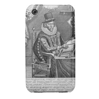 Retrato de 1561-1626) vizcondes de Francis Bacon ( Case-Mate iPhone 3 Funda