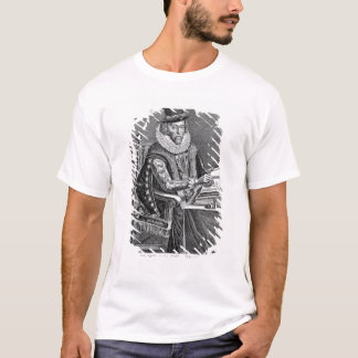 Retrato de 1561-1626) vizcondes de Francis Bacon Playera