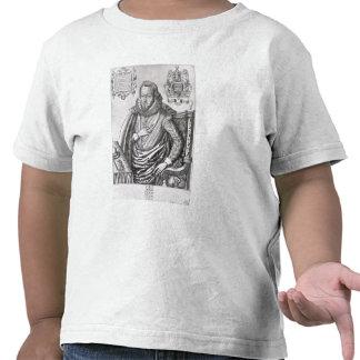 Retrato de 1563-1612) 1ros condes de Roberto Cecil Camiseta