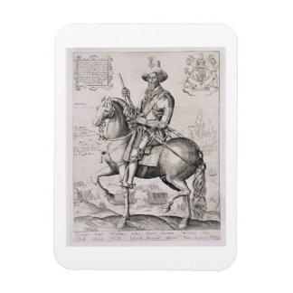 Retrato de 1566-1601) 2dos condes o de Roberto Dev Iman De Vinilo