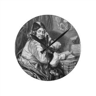 Retrato de 1612-83) restauraciones de Thomas Killi Reloj