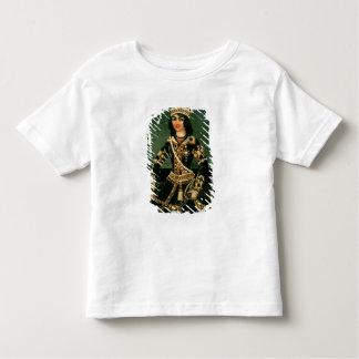 Retrato de Abbas-Minza Camisas