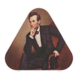 Retrato de Abraham Lincoln Altavoz Bluetooth