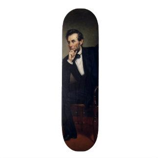 Retrato de Abraham Lincoln de George Healy