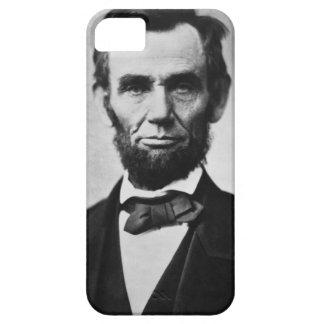 Retrato de Abraham Lincoln iPhone 5 Carcasa