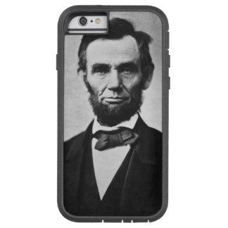 Retrato de Abraham Lincoln Funda Para iPhone 6 Tough Xtreme
