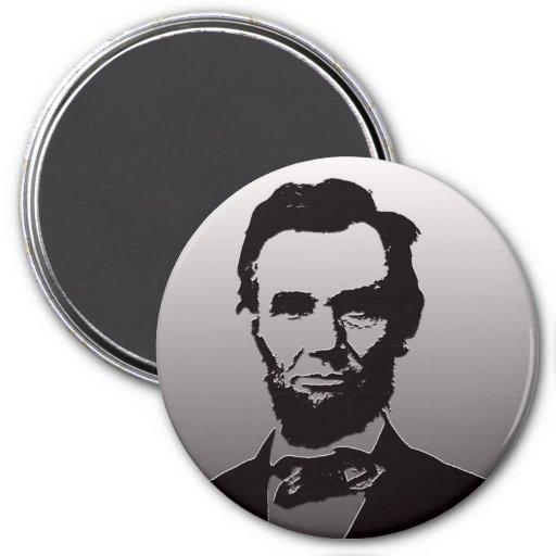 Retrato de Abraham Lincoln Iman
