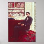 Retrato de Abraham Lincoln Impresiones