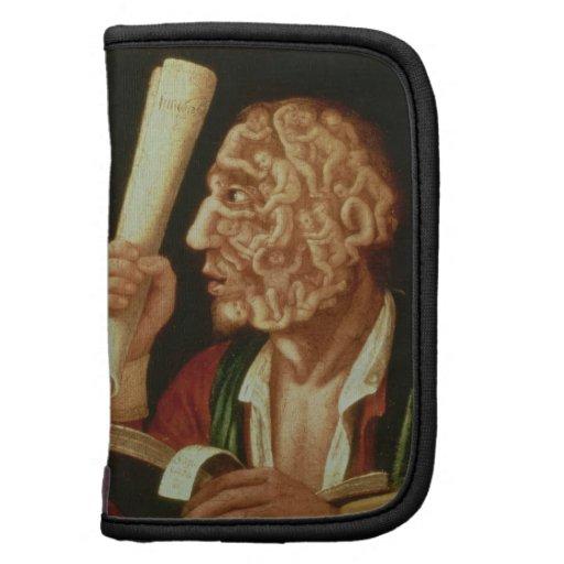 Retrato de Adán (aceite) Organizador