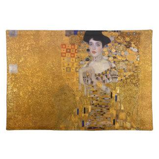 Retrato de Adela Bloch-Bauer de Gustavo Klimt 1907 Mantel Individual
