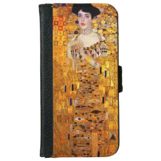 Retrato de Adela Bloch-Bauer de Gustavo Klimt Carcasa De iPhone 6