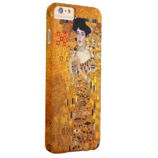 Retrato de Adela Bloch-Bauer de Gustavo Klimt Funda De iPhone 6 Plus Barely There